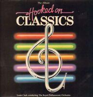Louis Clark(Vinyl LP)Hooked On Classics-K Tel-ONE 1146-UK-1981-VG/Ex