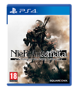 Nier Automata Game of the Yorha Playstation 4 PS4 Like New
