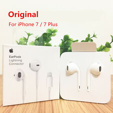 Original Lightning Apple iPhone 7 7Plus 8 Pin Earphone Handsfree Headset EarBud