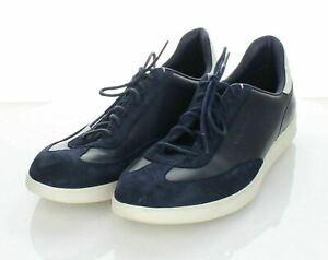 05-46 NEW $150 Men's Sz 8 M Cole Haan GrandPro Turf Lace Up Sneaker In Navy Ink