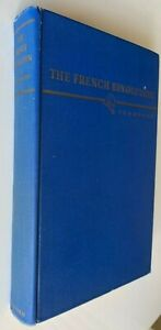 1945 1st THE FRENCH REVOLUTION by J M Thompson, hardcover, free EXPRESS W/WIDE
