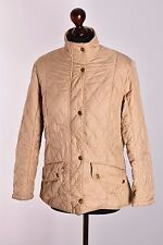 Women's Barbour Flyweight Cavalary Quilt Jacket Size 14 Genuine