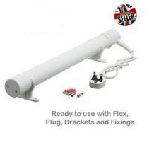 Calentador Tubular 1 ft (approx. 0.30 m) Para Galpones kennals Garage invernadero 18 Pack trato a granel