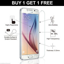 New Premium Samsung Galaxy S6 Tempered glass Screen Protector Premium Protection