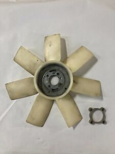 Datsun Roadster 7 blade fan for 1968-70 1600,2000 spacer included