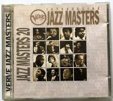 Introducing The Verve Jazz Masters CD