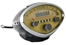VESPA Radio Alarm Clock Muscheltacho-Look NEU+OVP