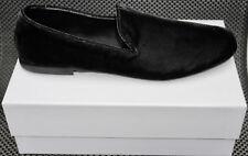 New in Box - $275 VINCE. Bray PEWTER Velvet Loafer Women's Size 11. Italy.