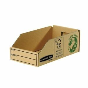 Fellowes Earth Series 147mm Parts Bin (Pack of 50) 7354 [BB88045]