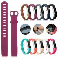 Silicone Replacement Wristband Watch Band Strap FR Fitbit Alta/ Fitbit Alta HR