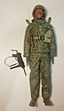 1/6 Scale WW2 U.S. Marine Corps Soldier with full gear and Grease Gun!!!!!!!!!!!