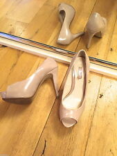 Next Women's Patent Leather Slim High Heel (3-4.5 in.) Shoes
