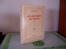 LES GRENIERS DE SIENNE / Maurice RHEIMS