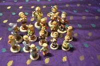 Huge Goebel Hummel Lot Figurines