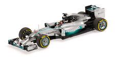 Minichamps 410140444 mercedes AMG Petronas hamilton World Champion 1:43 nuevo embalaje original