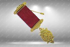 Irish Masonic - R.A. Past Kings breast jewel