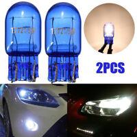 2x T20 7443 W21/5W R580 Halogène DRL Clignotant Frein Arrêt Feu Ampoules Lampes