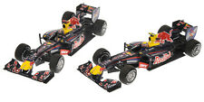 Minichamps F1 Red Bull RB6 1/43 Constructors World Champions 2010 Vettel Webber