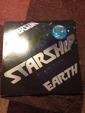 Original Jefferson Starship Earth 1978 Vinyl Record Album Grunt/RCA DXL1-2515