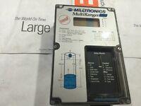 Milltronics ultrasonic nivel Monitor multiranger Plus !