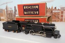 Vintage Prewar Lionel O Gauge No.259E Steam Engine & 261T Tender With Boxes