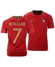 Nike Portugal Cristiano Ronaldo Home Jersey World Cup 2018 Medium Men  National 13bdafc79