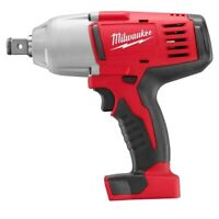 "Milwaukee 2664-20 M18 3/4"" High Torque Impact Wrench w/Friction Ring (Bare Tool)"