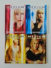 DVD Lot 2 3 4 5 Medium - The Complete Second, Third ,Fourth and Final Seasons