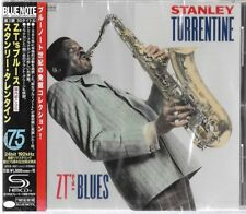 Stanley Turrentine – Z.T.'s Blues BLUE NOTE 1ST EDITION JAPAN SHM-CD Grant Green