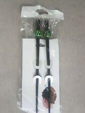 CHINESE/JAPANESE HAIR CHOPSTICKS, HAIR CHOP STICK, HAIR PIN ,HAIR CLIP Green