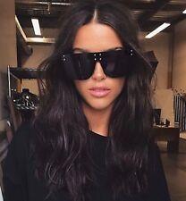 "Sunglasses XXL OVERSIZED ""over the hills "" Women Aviator Flat Top GAFAS Shadz"