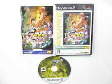 STREET FIGHTER ZERO Fighter's Generation BEST Ref/ccc PS2 Playstation 2 Japan p2