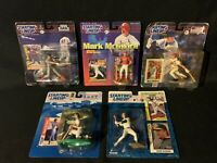 Mark McGwire Oakland A's St. Louis Cardinals  Starting Lineup Lot 1999 2000 1997
