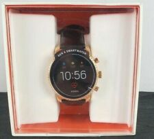 Fossil Men's FTW4017 Gen 4 Q Explorist HR Touchscreen Smartwatch