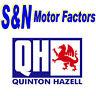 Brake Pads Front fit Citroen Xsara 2.0 16v (163bhp) Peugeot 106 & 306 - QH BP604