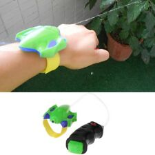 Intelligent Children Beach Toy Educational Wrist Water Gun Fight Pistol Kid Gift