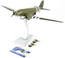 "Corgi Douglas C-47 / DC-3 Dakota -""KWICHERBICHEN"" 1:72 Die-Cast Airplane AA38208"