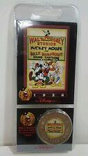 Disney Decades Coins Coin #16 1926 WALT DISNEY STUDIO MOVE TO HYPERION VINTAGE