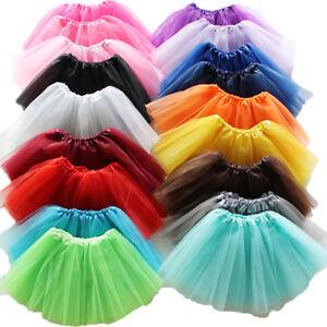 High Quality 3 LAYERS Tutu Skirt Women Lady Girls Fancy Dress Skirts Hen Party
