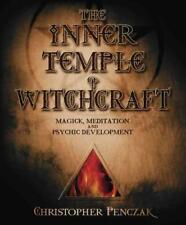 THE INNER TEMPLE OF WITCHCRAFT - PENCZAK, CHRISTOPHER - NEW PAPERBACK BOOK