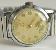 Vintage 1940s Ladies Cyma Hand Winding Watch Swiss Made Antique Beautiful