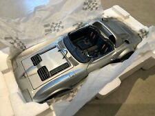 1964 Corvette Grand Sport Factory Roadster Exoto argent / silver 1/18 (new)