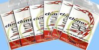 Climax Mono & Fluorocarbon Tapered Fly Fishing Leaders Select Quantity & Size