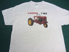 PANZER T102 Garden Tractor Tee Shirt