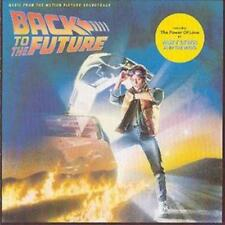 Soundtrack : Back to the Future: MUSIC from the MOTION PICTURE SOUNDTRACK CD
