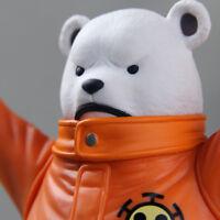 One Piece BEPO figure Trafalgar Law Figuarts Zero BANDAI Anime Manga Japan Free