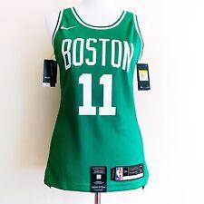 NWT New Nike NBA Boston Celtics Kyrie Irving Womens Basketball Jersey Small