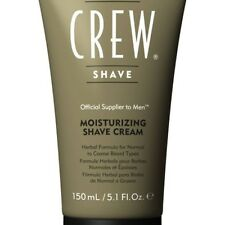 American CREW~shave_MOISTURIZING SHAVE CREAM 5.1 oz 150 mL