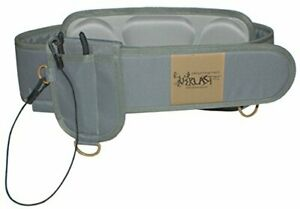 "Wading Belt Gear Kit Universal Fishing Belt Wade Belt for Fishing  33-52"" Waist"