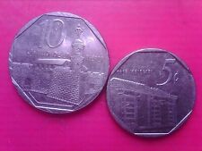 New ListingWorld Two Coins Zqtwo01